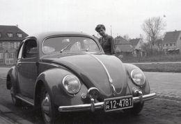 VW Käfer Brezel - Automobili