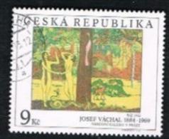 REP. CECA (CZECH REPUBLIC) - SG 140  - 1996  ART: EDEN (J. VACHAL)   -   USED - República Checa