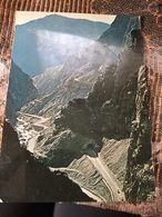 AFGHANISTAN TANG I GHAROO OR KABUL GORGE MAIN ROAD TO PESHAWAR - Afghanistan