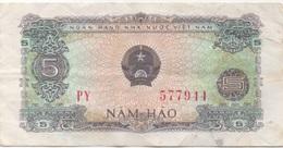 Viêt-Nam : 5 Hao 1976 Moyen état - Vietnam