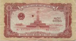 Viêt-Nam : 1 Dông 1958 Moyen état - Vietnam