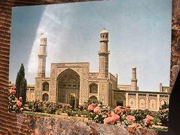 AFGHANISTAN Afghanistan Postcard Great Mosque Of Herat - Afghanistan