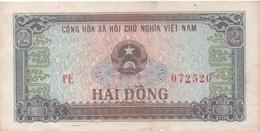 Viêt-Nam : 2 Dông 1980 Bon état - Vietnam