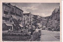 232 POZZUOLI - CORSO VITTORIO EMANUELE CON ANTICA FONTANA - Napoli (Napels)