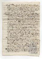 Presson (Trento) - Antico Documento Manoscritto Datato 28.10.1799 - (FDC23162) - Manoscritti