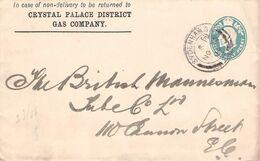 GREAT BRITAIN - LETTER 1904 SYDENHAM'S  /ak849 - Briefe U. Dokumente
