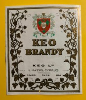 15508 - Keo Brandy Limassol Chypre - Otros