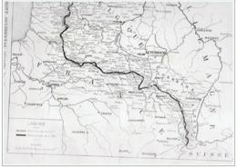 Guerre 14-18  1carte Du Front  25 Mars  1915 Et 3 Decembre 1914 - Old Paper