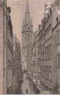 35 SAINT MALO La Grande Rue - Saint Malo