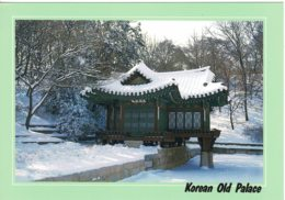 Puyongjong Pavilion, Korean Old Palace, South Korea- Unused - Korea (Süd)