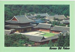 Changdokkung Korean Old Palace, South Korea - Unused - Corea Del Sud