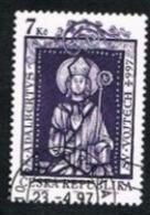 REP. CECA (CZECH REPUBLIC) - SG 155  - 1997 ST. ADALBERT MILLENARY    -   USED - República Checa