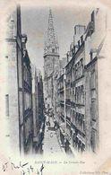 35 SAINT MALO La Grande Rue - Animée - Précurseur - Saint Malo