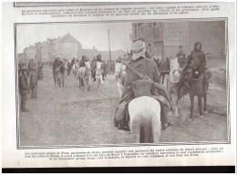 Guerre 14-18 Dixmude   Goumiers Goumier Marocain Maroc - Old Paper