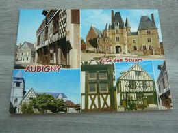 AUBIGNY-SUR-NERE - CITE DES STUART - - Aubigny Sur Nere