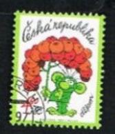 REP. CECA (CZECH REPUBLIC) - SG 161  - 1997 FOR CHILDREN: CARTOON    -   USED - República Checa
