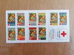 (2020) Carnet Croix-rouge - Croix Rouge