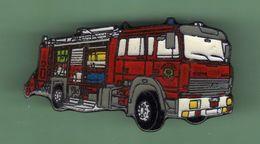 SAPEURS POMPIERS *** CAMION N°1 ***  (B-1) - Pompiers