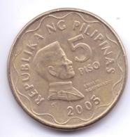 PHILIPPINES 1993: 5 Piso, KM 272 - Philippines