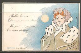 Carte P De 1898 ( Carte Postale Litho / Précurseur ) - VS Valais