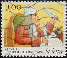 France Oblitération Moderne N° 3160 Ou 22 Autoadhésif - Journée De La Lettre. L'écrivain Voltaire - Used Stamps