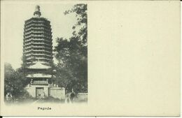 Pagoda - Cina