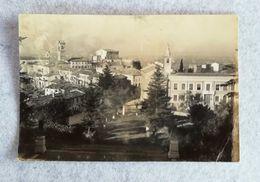 Cartolina Illustrata Montiano (Forlì) - Panorama, Per Riolo Bagni 1956 - Other Cities