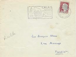 1963 - Enveloppe Affr. à 0,25 F Marianne De Decaris Issu De Roulettes - Marcofilie (Brieven)