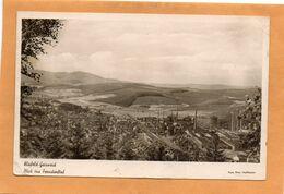Klafeld  Geisweid Germany 1954 Postcard - Siegen