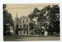 CPA: 01- CHATEAU DE BISSIEUX - (CHATILLON-SUR-CHALARONNE) - Châtillon-sur-Chalaronne
