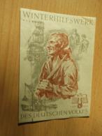 Türplakette WHW Des Deutschen Volks. 1938/39 - Documenten