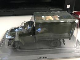 LUBLIN 51 (camion Polonais) - 1/43 - ETAT NEUF SOUS BLISTER - Dinky