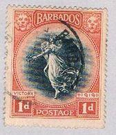 Barbados 151 Used Victory 1921 (BP53518) .. - Barbades (...-1966)