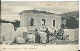 ITALIE  - SERAVEZZA - Banco Henraux - Italie