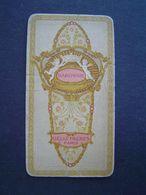 CARTE Parfumée Ancienne 1900 : BARONNIE / GELLE FRERES - PARIS - Vintage (until 1960)