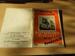"""Deutschland Bildheft Nr.234 Nürnberg  """"Die Stadt Der Reichsparteitage """" - Andere"""