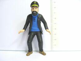PAS KINDER 2009  ML 09 FIGURINES CAPITAINE HADDOCK  N° 13 - Tintin