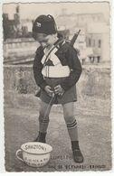 FASCISMO BAMBINO OPERA NAZIONALE BALILLA - FOTOCARTOLINA ORIGINALE BRINDISI - War, Military