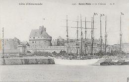 35 - SAINT MALO  - LE CHATEAU - Saint Malo