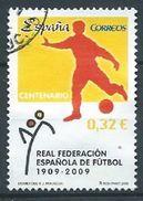 ESPAGNE SPANIEN SPAGNA SPAIN ESPAÑA 2009 FOOTBALL FEDERATION FÚTBOL ED 4514 YV 4159 MI 4454 SG 4475 SC 3674 - 1931-Heute: 2. Rep. - ... Juan Carlos I