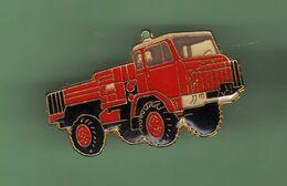 SAPEURS POMPIERS *** CAMION N°24 *** (B-1) - Pompiers