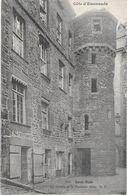 35 - SAINT MALO   LA MAISON DE LA DUCHESSE ANNE - Saint Malo