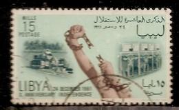 LIBYE OBLITERE - Libië