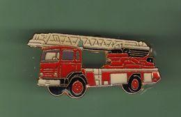 SAPEURS POMPIERS *** CAMION N°34 *** (B-1) - Pompiers