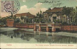 Canton , The Chinese Recreation Grounds ( Botanical Gardens ) , Whampoa , 1906 - Cina