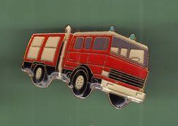 SAPEURS POMPIERS *** CAMION N°35 *** (B-1) - Pompiers