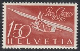 SCHWEIZ  470, Postfrisch **, Pro Aero, 1946 - Posta Aerea