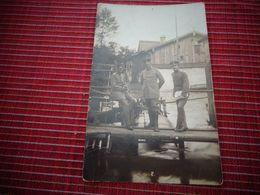CARTE PHOTO USINE DE COLOMBIER FONTAINE - Autres Communes