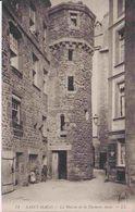 35 SAINT MALO La Maison De La Duchesse Anne - Animée - Saint Malo