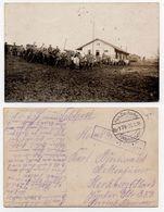 Feldpostkarte, Geschrieben Aus Üsküb Skopje Mazedonien 26.01.1916 - Mazedonien